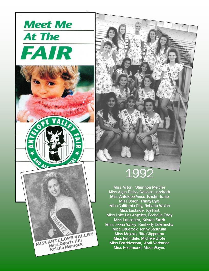 1992 Community Queens