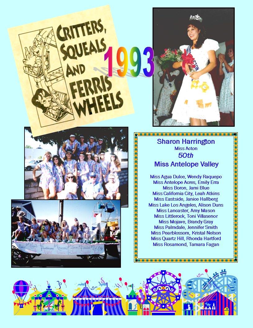 1993 Community Queens