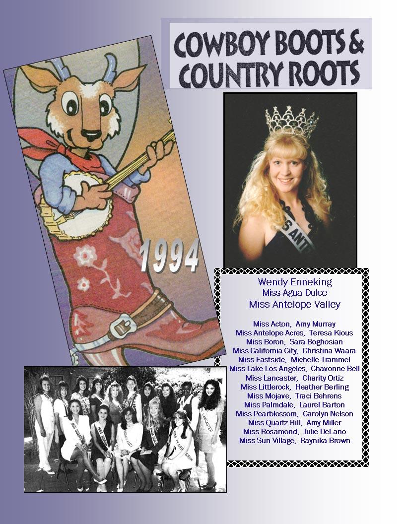 1994 Community Queens