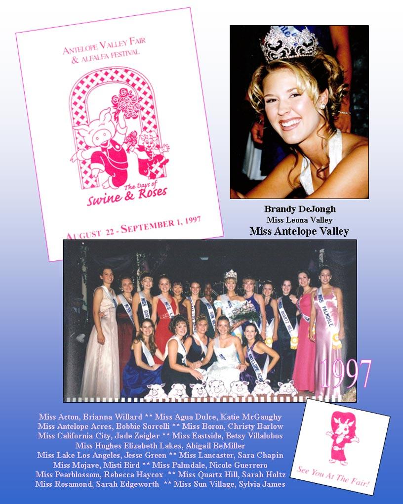 1997 Community Queens