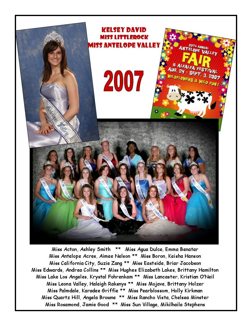 2007 Community Queens