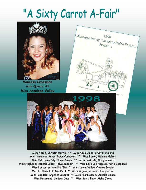 1998 Community Queens