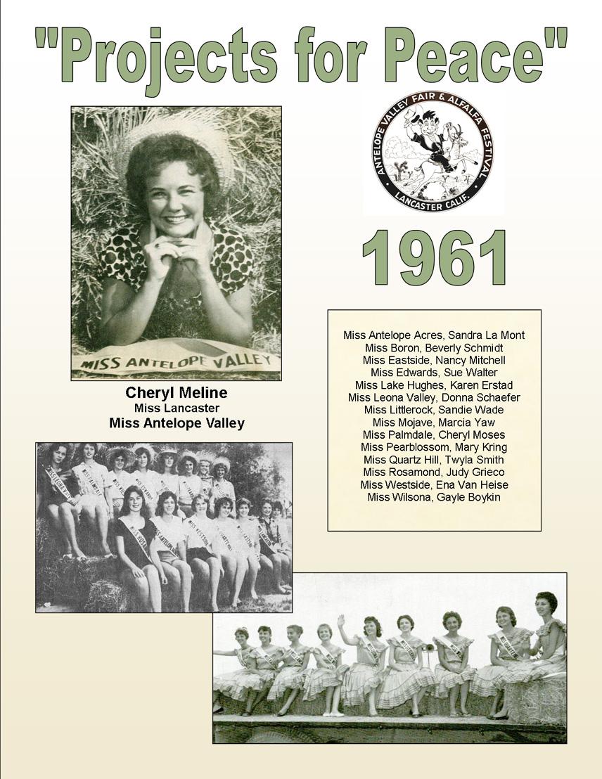 1961 Community Queens