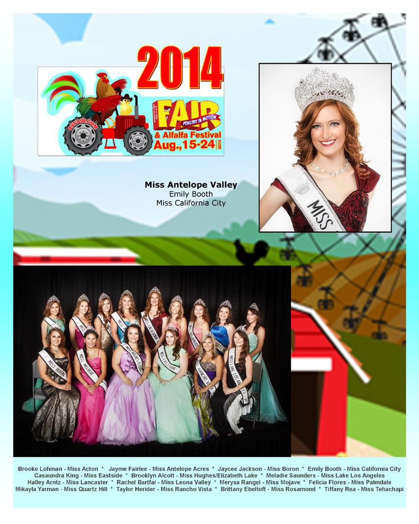 2015 – 2011 Community Queens