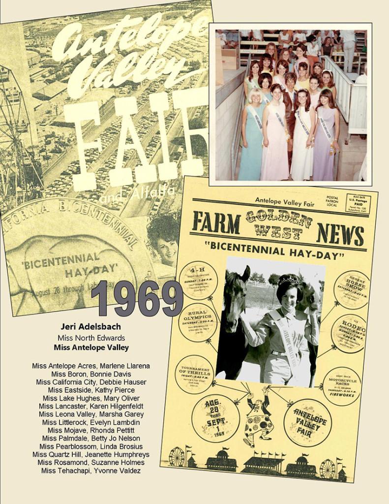 1969 Community Queens
