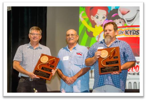 2016 Rural Olympics Hall of Fame