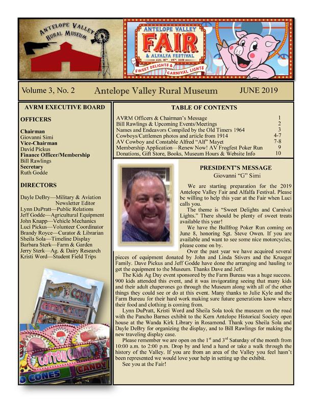 Newsletter Jun Vol.3, No.2