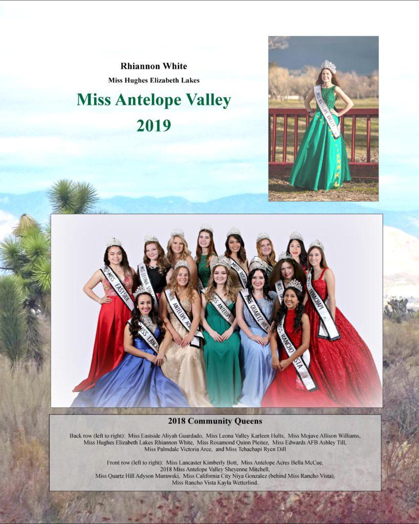 2019 Community Queens
