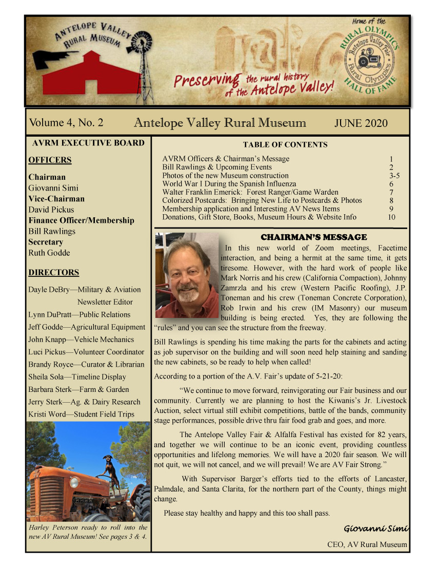Newsletter Jun Vol.4, No.2