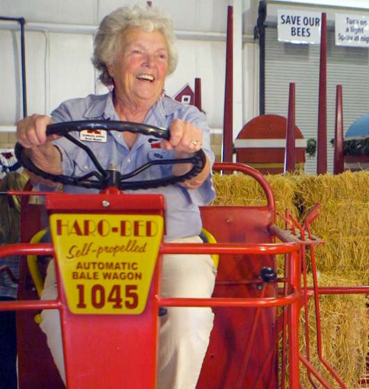 Remembering Barbara Sterk