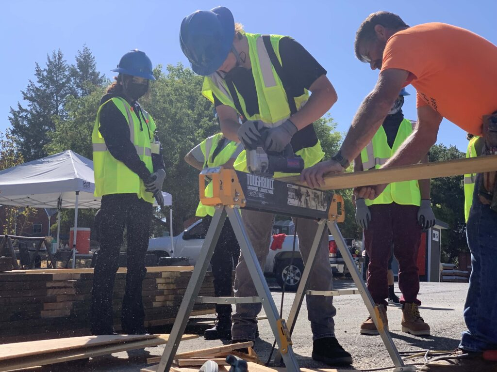 Homes 4 the Homeless Vocational Youth Training Program