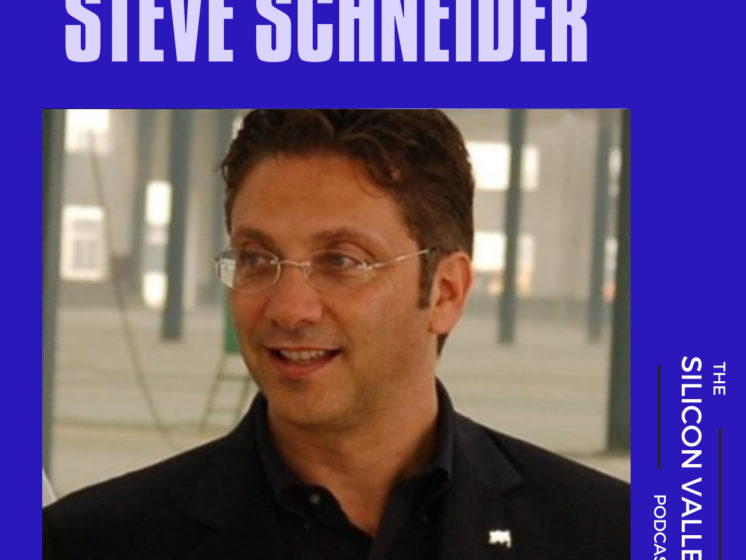 Steve Schneider CEO of Homes 4 the Homeless Talks to The Silicon Valley Podcast