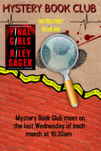 Mystery Book Club @ Main Library (Ville Platte)