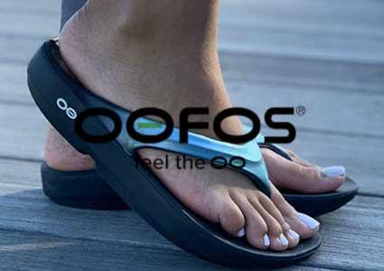 Oofos Shoes, Nobile Shoes Stuart Florida