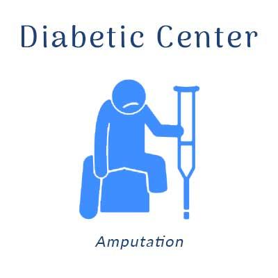 Nobile Shoes Diabetic Center treats amputation