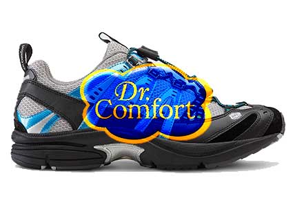 Dr. Comfort Men, Nobile Shoes, Stuart Florida