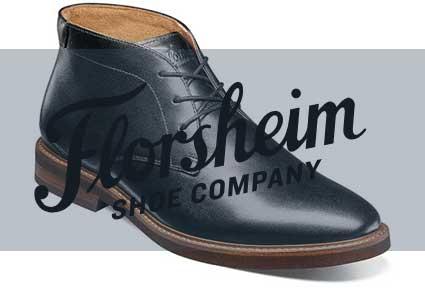 Florsheim Mens Shoes at Nobile Shoes