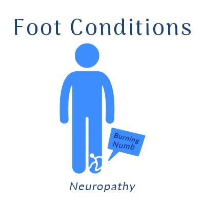 Nobile Shoes, Diabetic Center treats Neuropathy