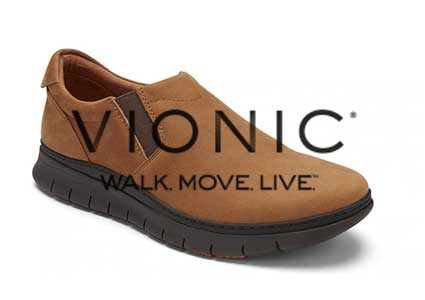 Vionic Men, Nobile Shoes, Stuart Florida