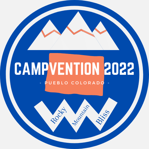 Campvention 2022 Font Page