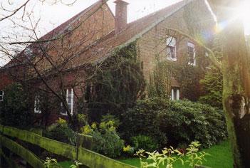 An old brick house