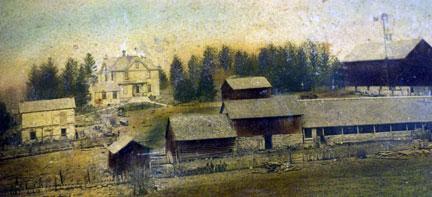 A farm land