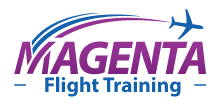 MagentaFlight Logo