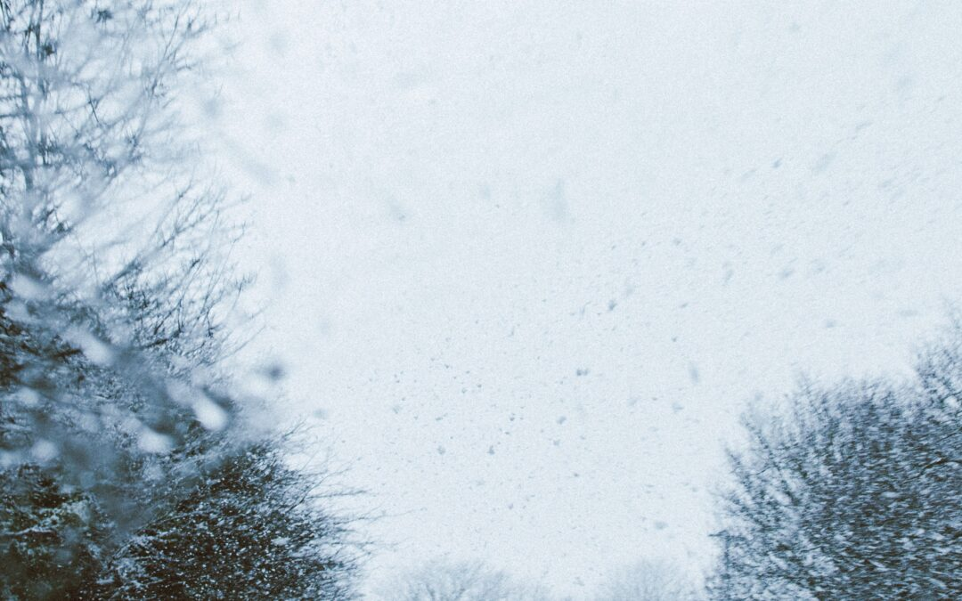 Snow is Falling – Some Friendly Reminders