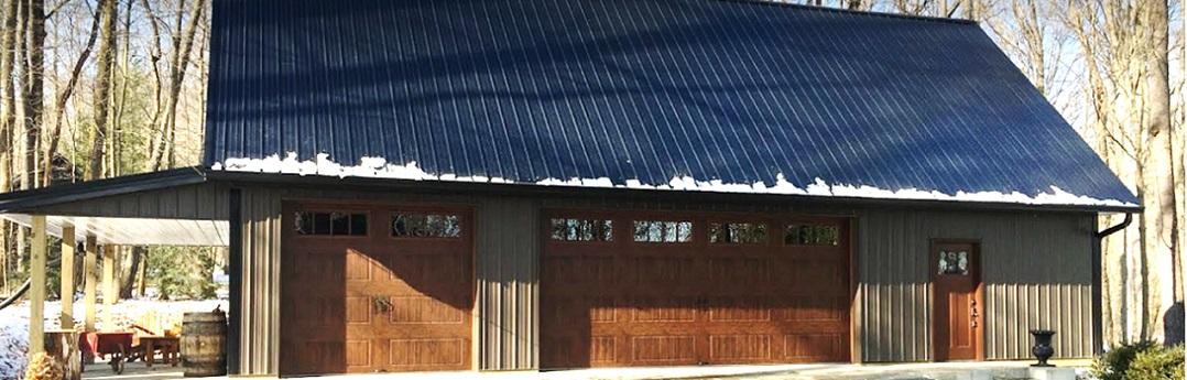 Amish Pole Garage Builders Near Me