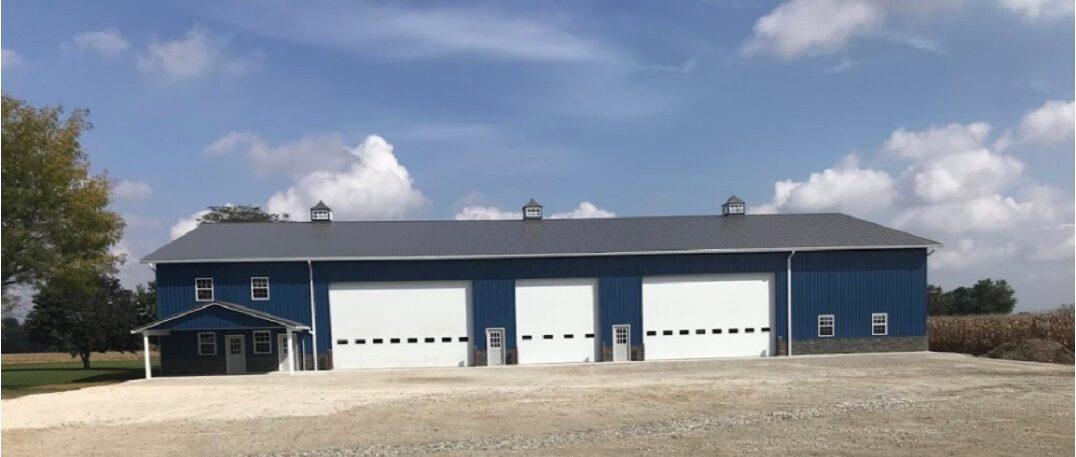 Amish Pole Barn Builders Ohio