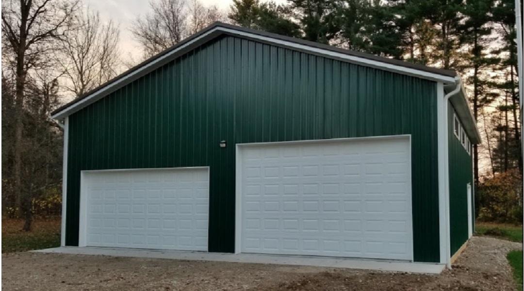 Amish Pole Garage Builders