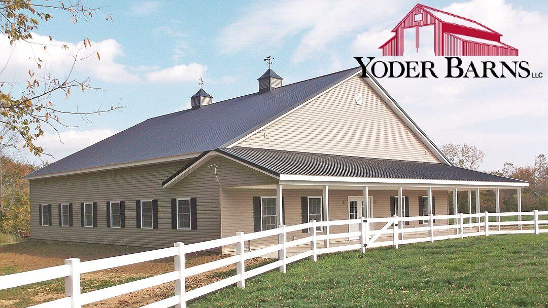 Yoder Barns - Best Pole Barns Near Me