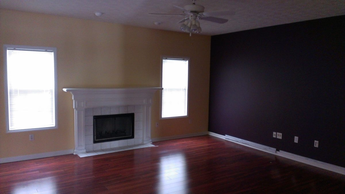 Interior Painter - Painting Before Move In