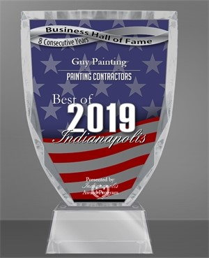 Guy Painting best of 2019 Indianapolis