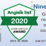 Guy Painting 2020 Angie's List Award Winner