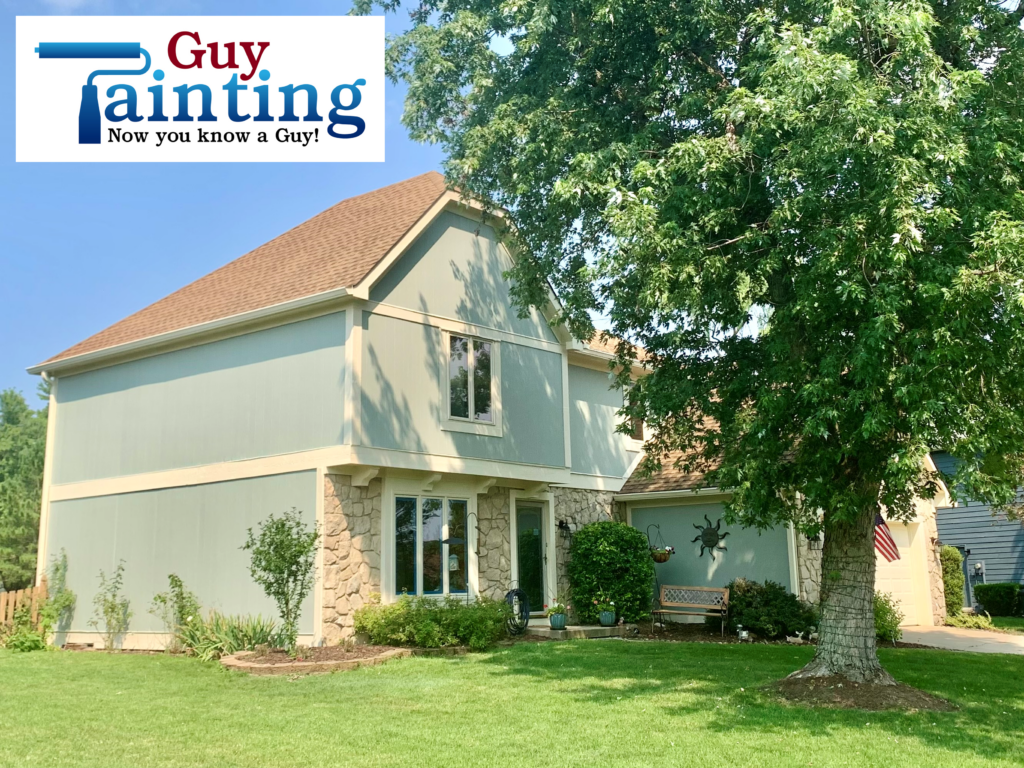 Exterior Home Painting in Indianapolis