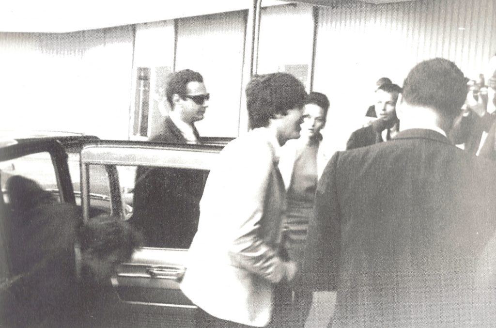 1965 Photograph provided courtesy of Kathy Linton.