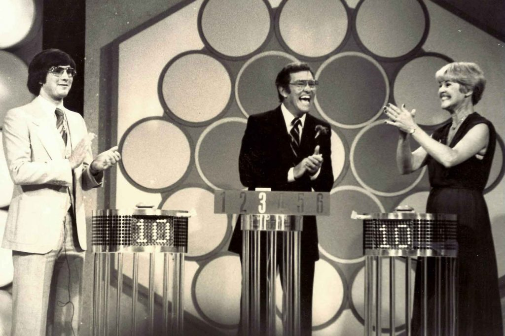 I was on 'Name That Tune' in 1979. What a great experience.