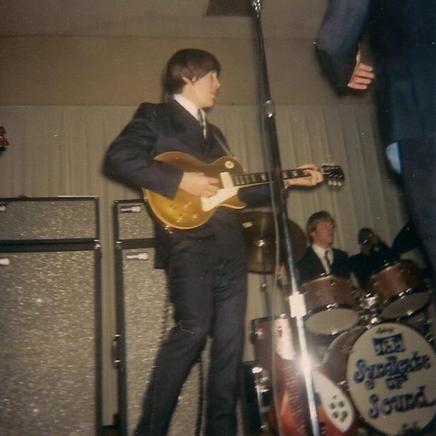 Jim Sawyers, circa 1966