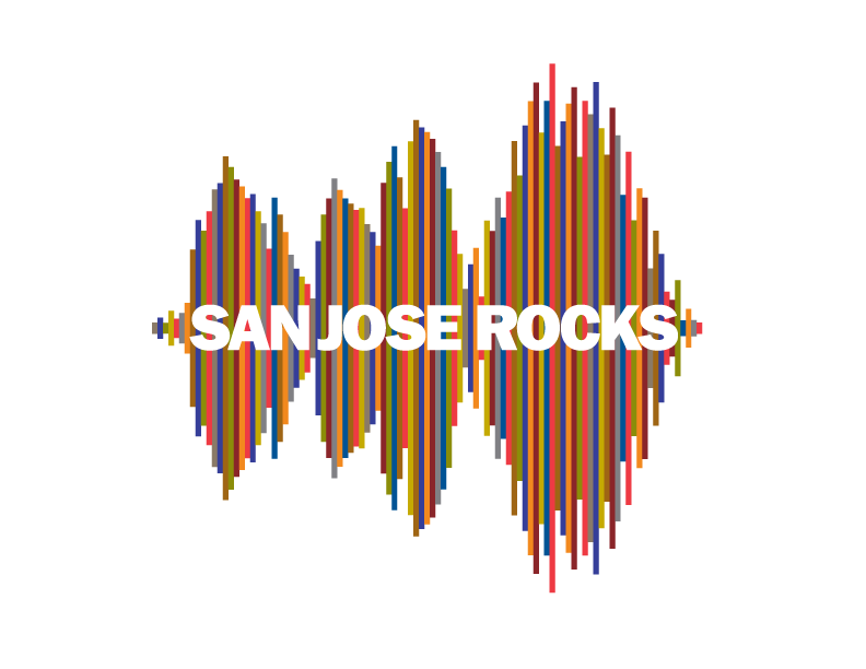 San Jose Rocks Logo