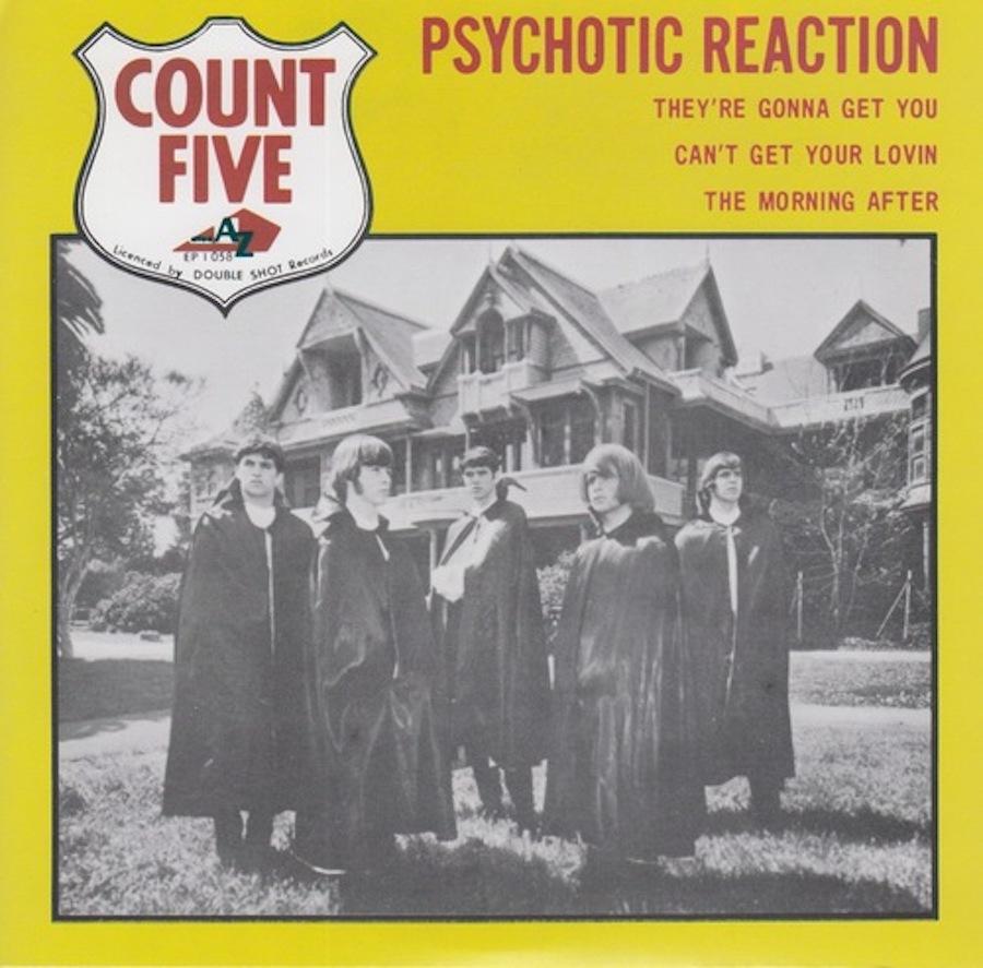Count V poster