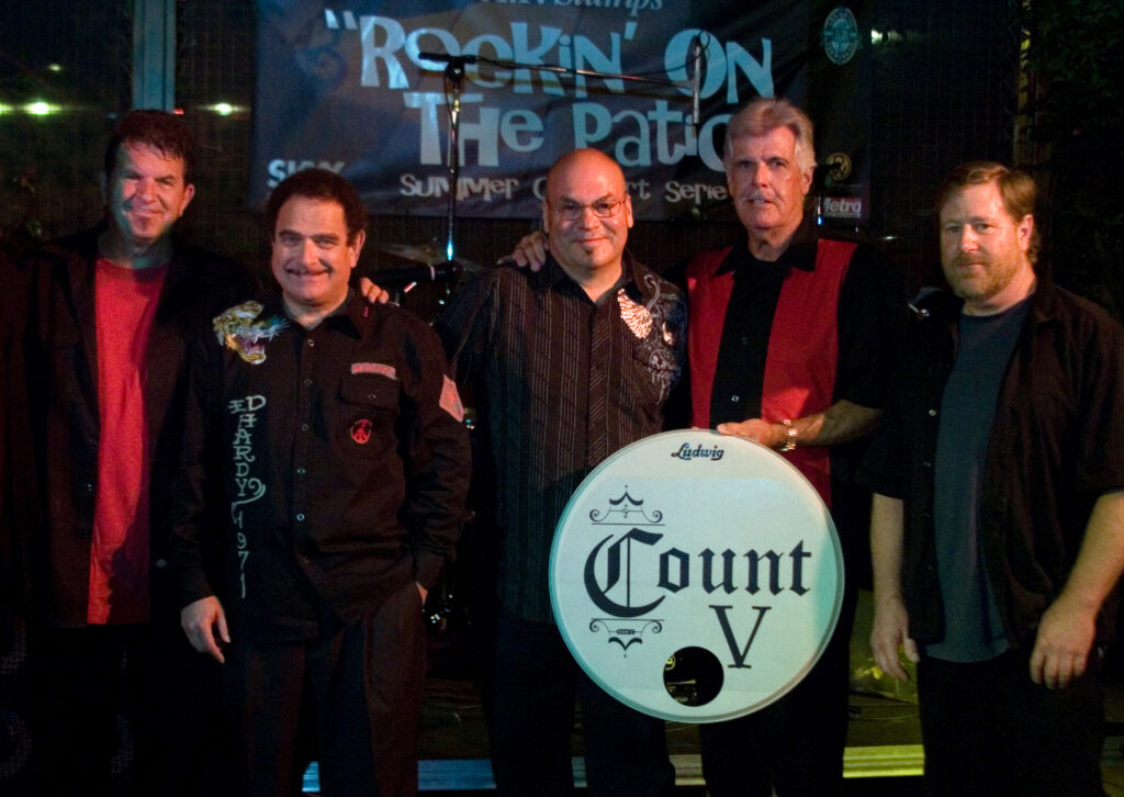 Count V COUNTV_Band_Shot