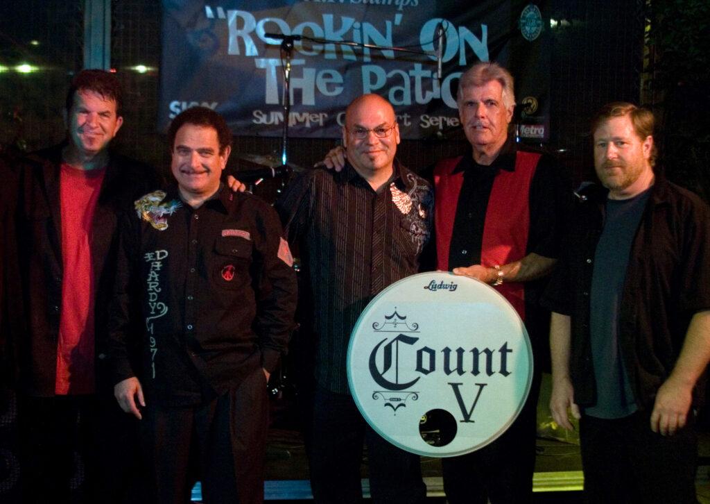 Count V COUNTV_Band_Shot