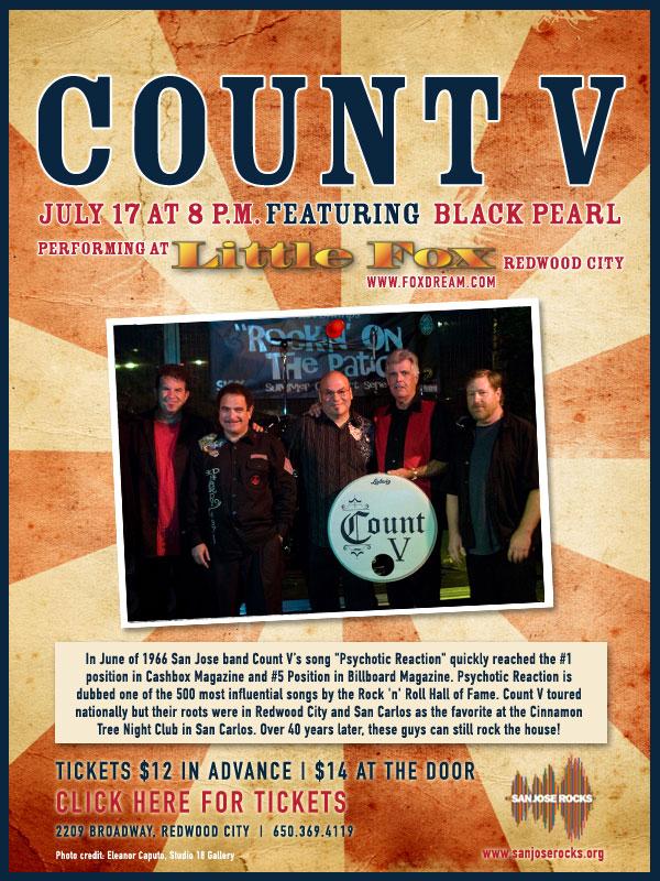 Count V Little Fox 2009