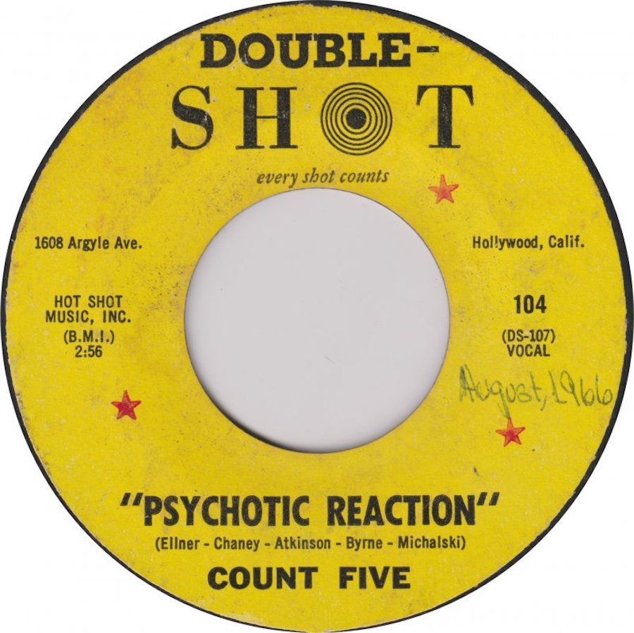 Count V psychotic-reaction-1966-26