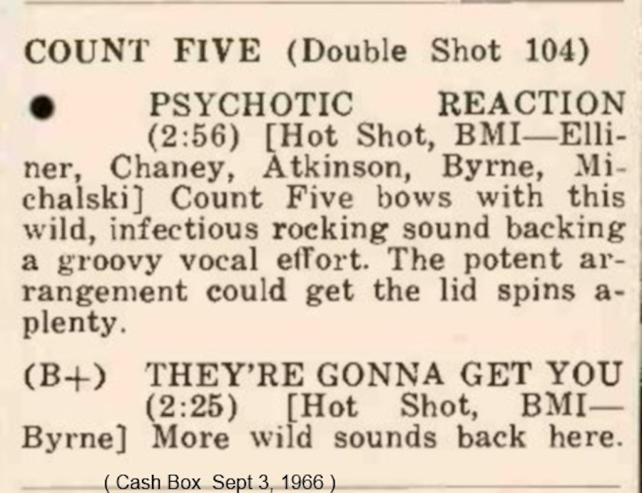 Count V psychotic-reaction-1966-31