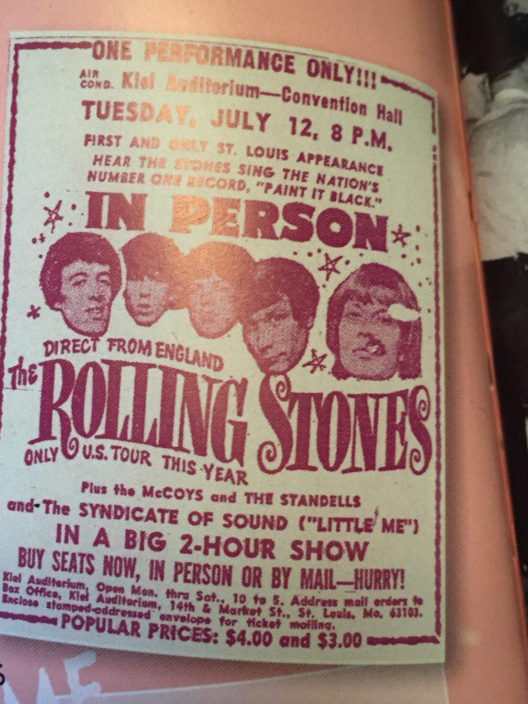 Rolling Stones 7.12.66
