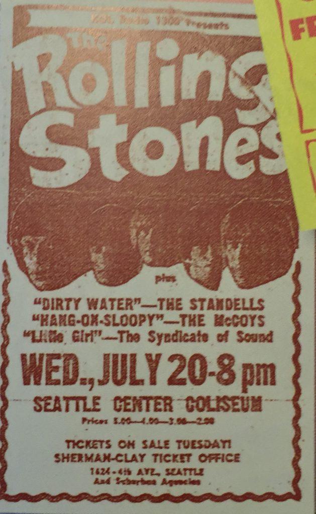 Rolling Stones 7.20.66