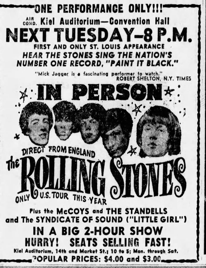 Rolling Stones at Ki
