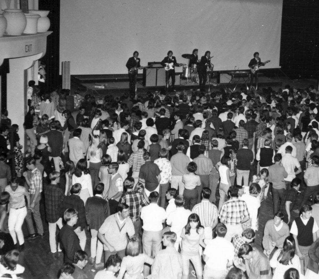 San Jose Civic Auditorium, May 21, 1966.